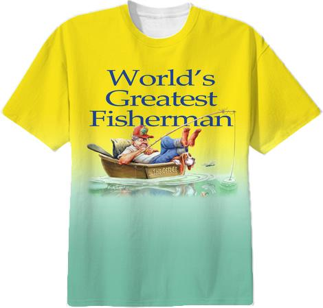 World s Greatest Fisherman