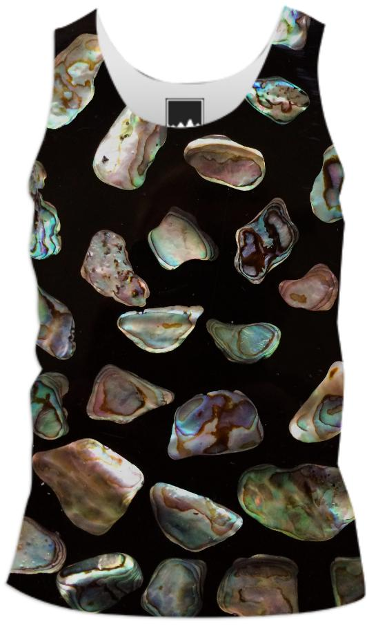Abalone Shell Black