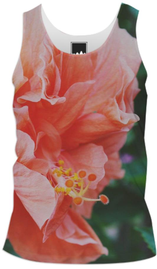 Hibiscus Men s Tank Top