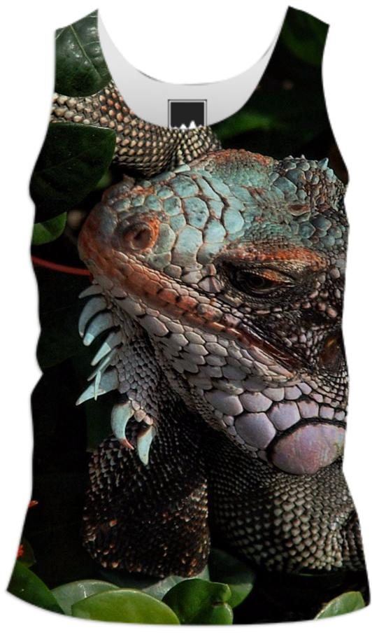 Iguana V I On The Move Tank Top Men