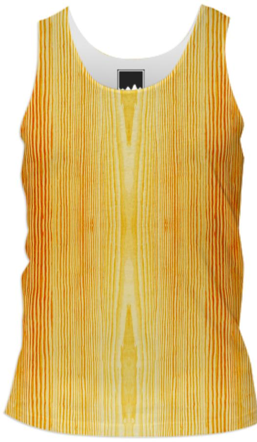 Wood Grain Tank Top