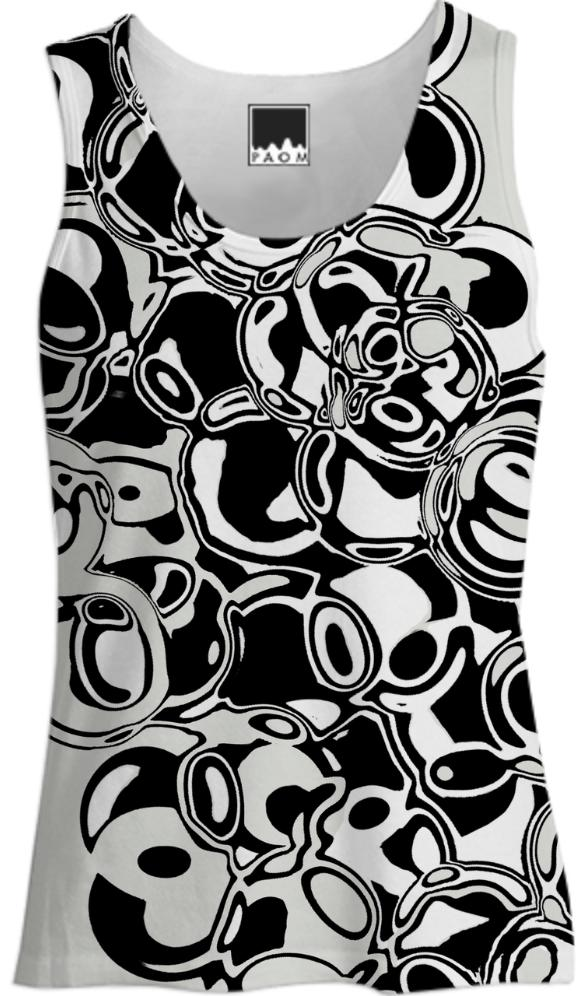 BUBBLES TANK TOP WOMEN