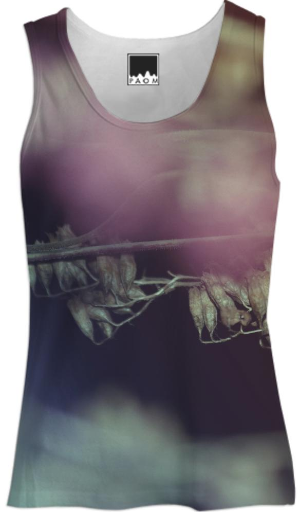 FLORAL ABSTRACT I Tank Top Women 1