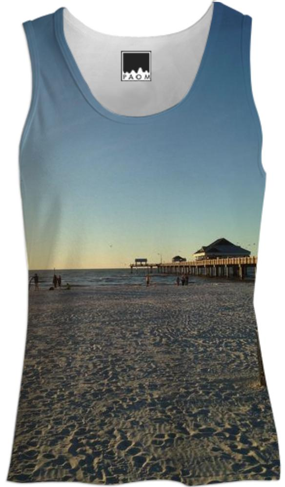 On the Beach tank