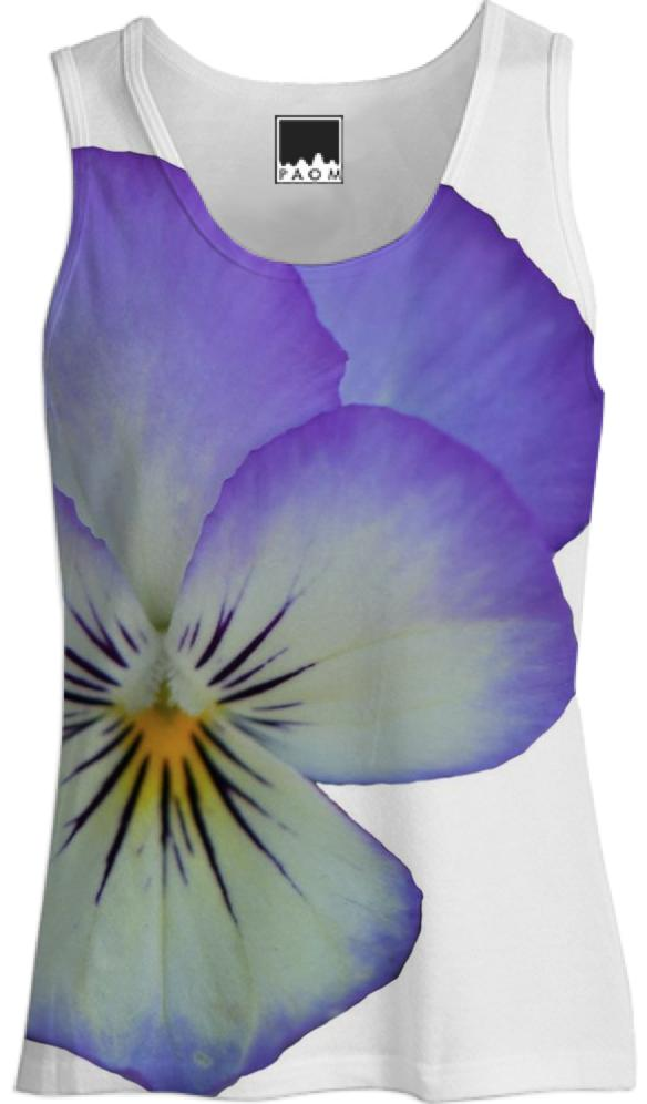 Pansy Tank Top