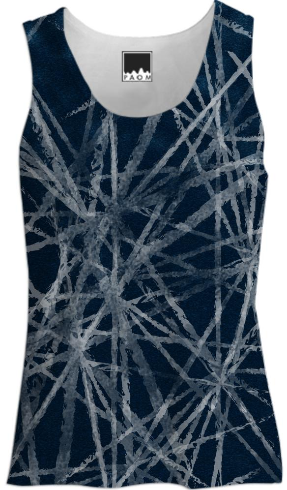 WINTER GEO TANK TOP WOMEN