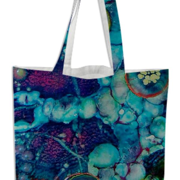 Dreaming In Blue52 Tote