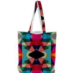 Tribal Fun Tote Bag
