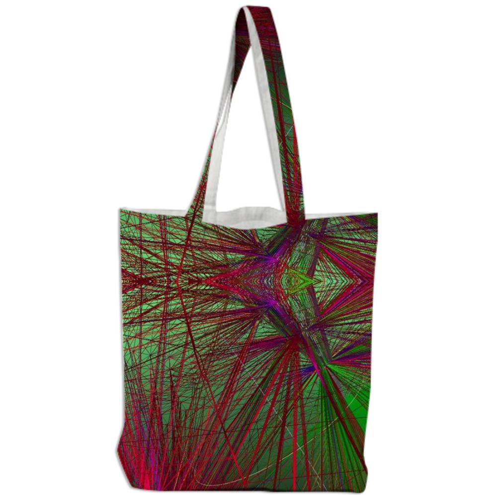 wireframe tote bag gr
