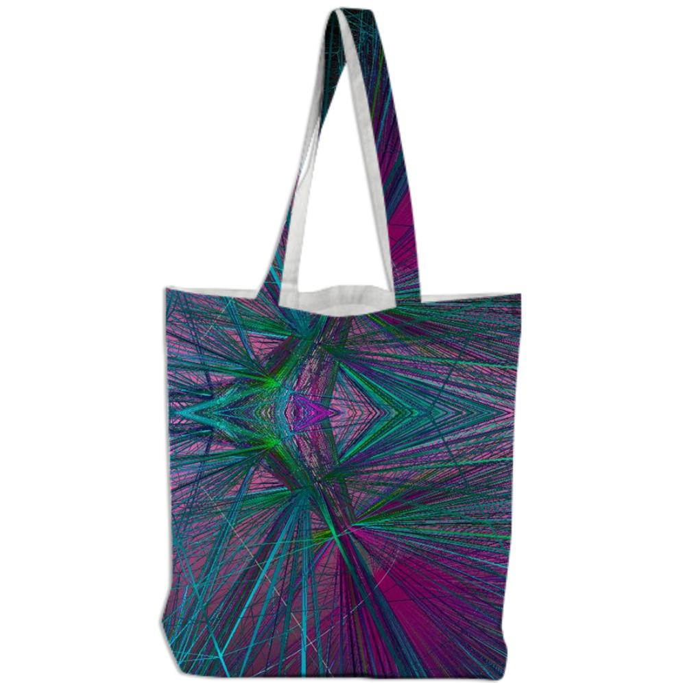 wireframe tote bag vb