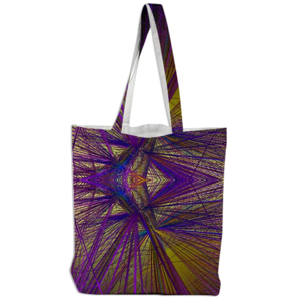 wireframe tote bag yp