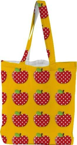 Polka Dot Apples