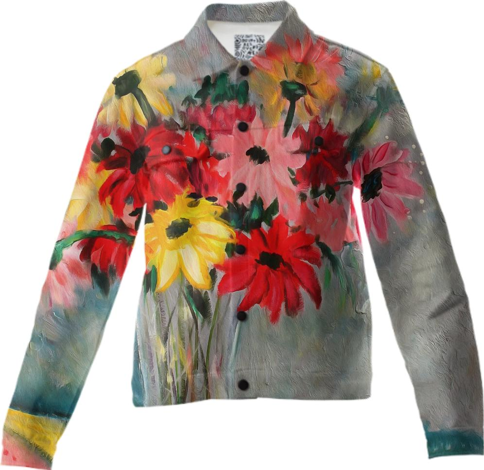The Crystal Vase Twill Jacket