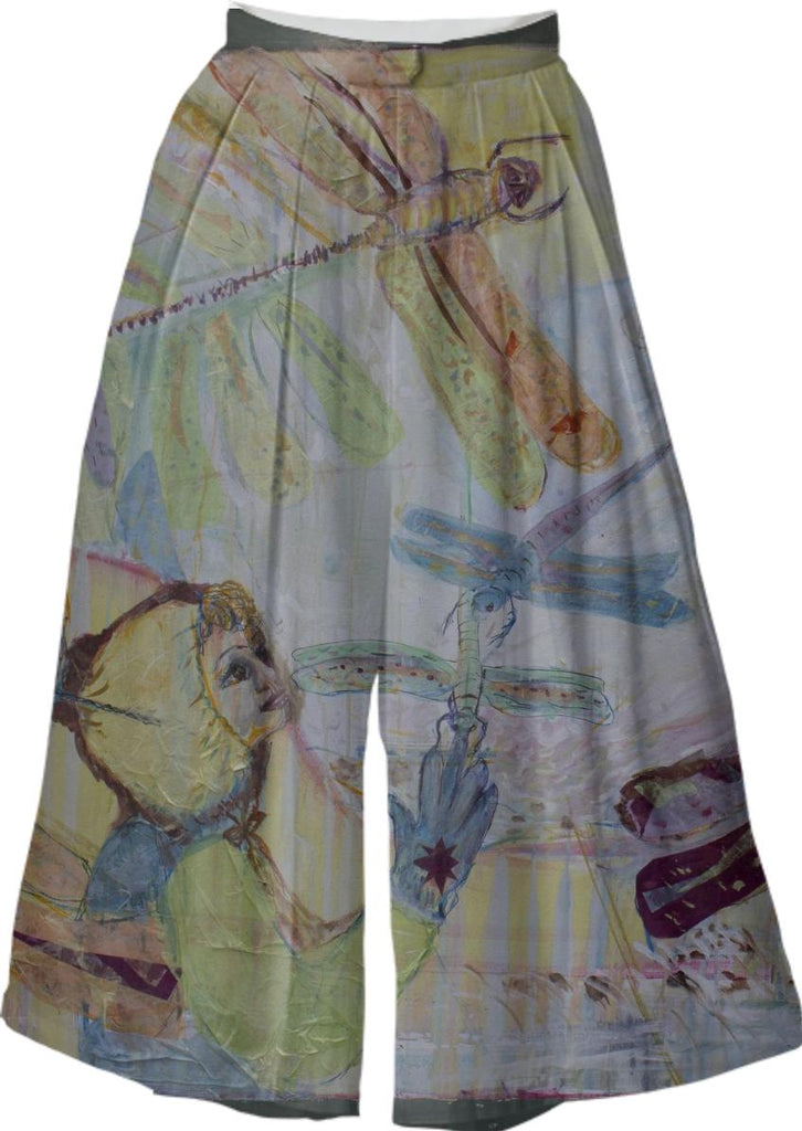 Dragonflies in Winter Culotte