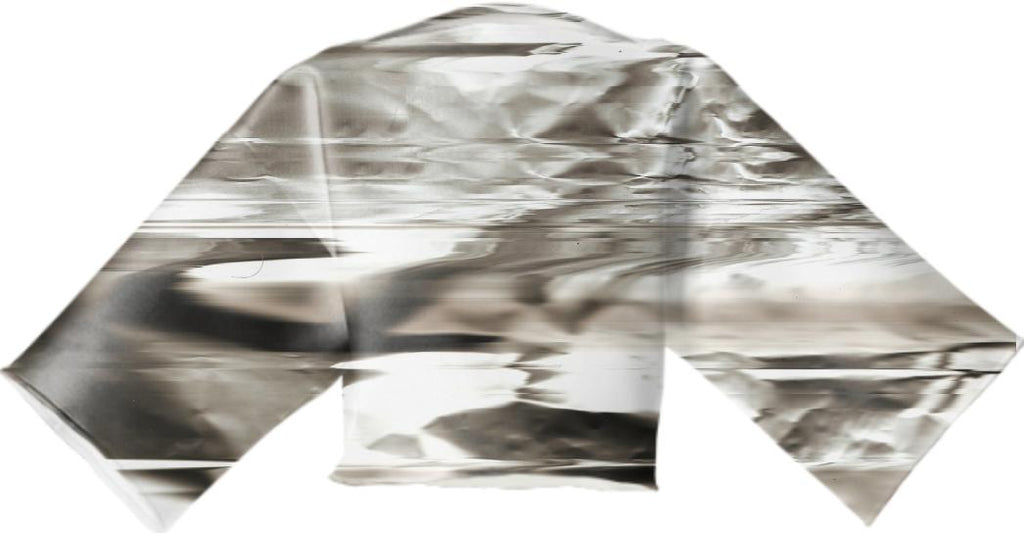 Tin Foil Glitch VP Neoprene Block Top