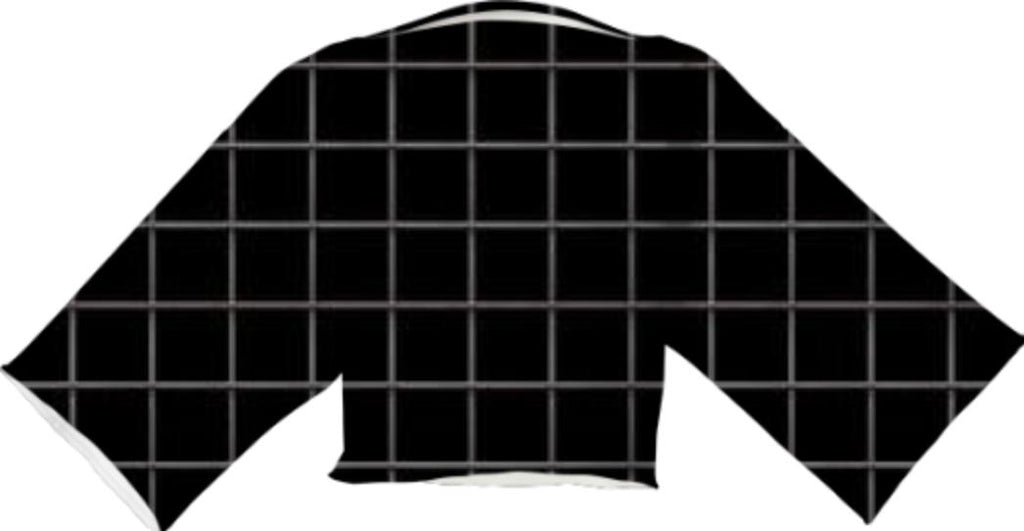 LU BLACK GRID vp neoprene block top