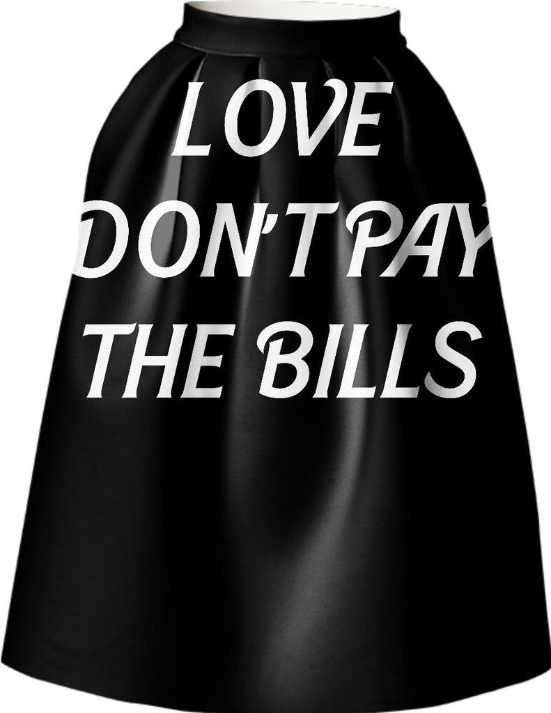 Love Don t Pay The Bills