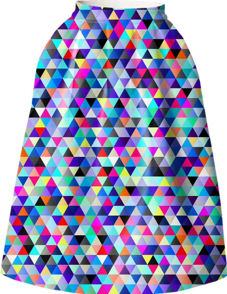 Tri Poly No 1 Full Skirt
