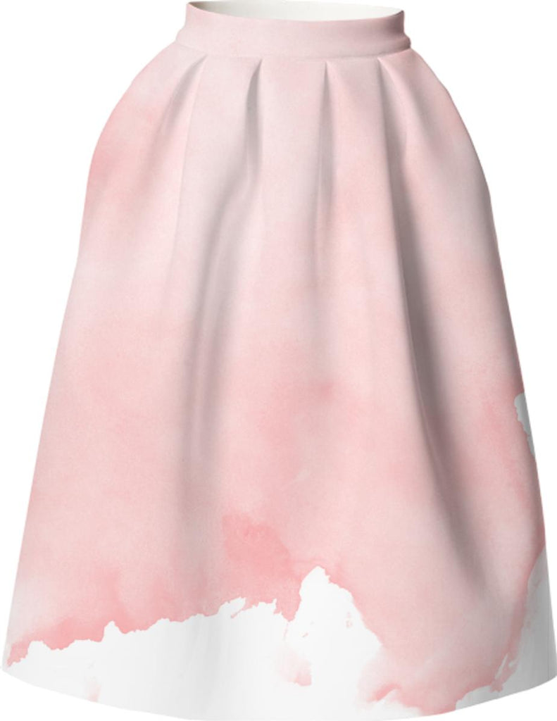 PINK VP NEOPRENE FULL SKIRT