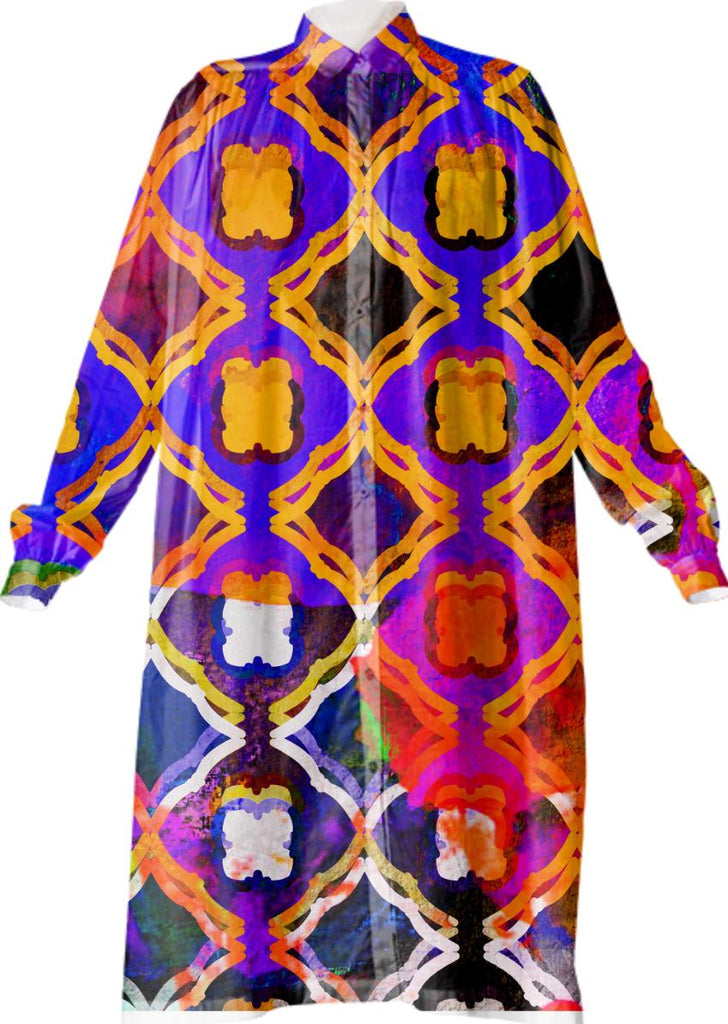 Multicolored VP ShirtDress