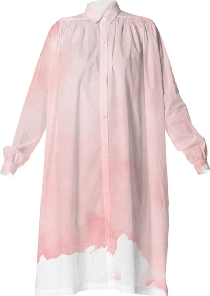 PINK VP SHIRTDRESS