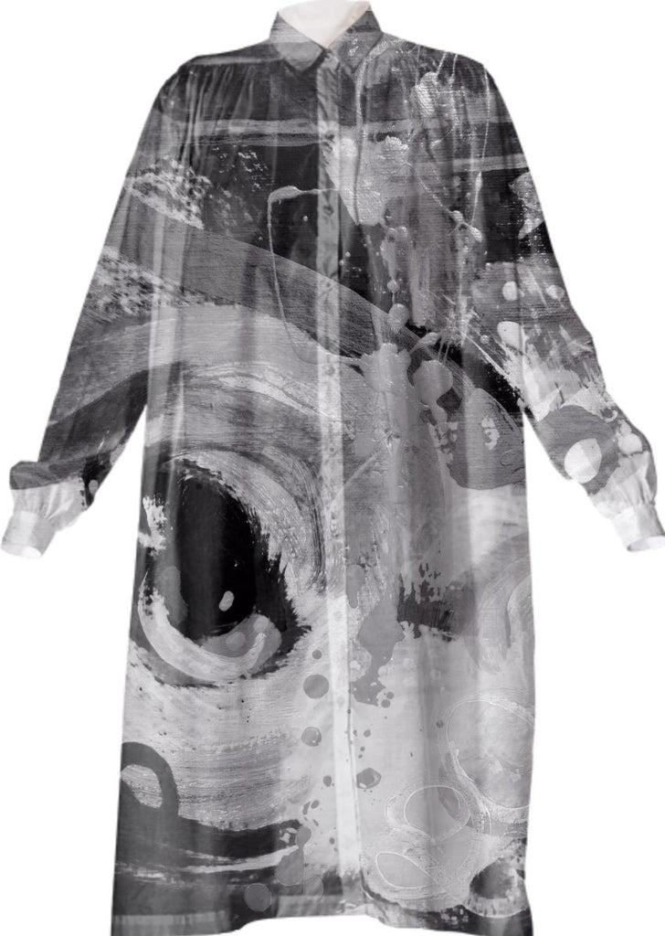 The Watcher Shirtdress