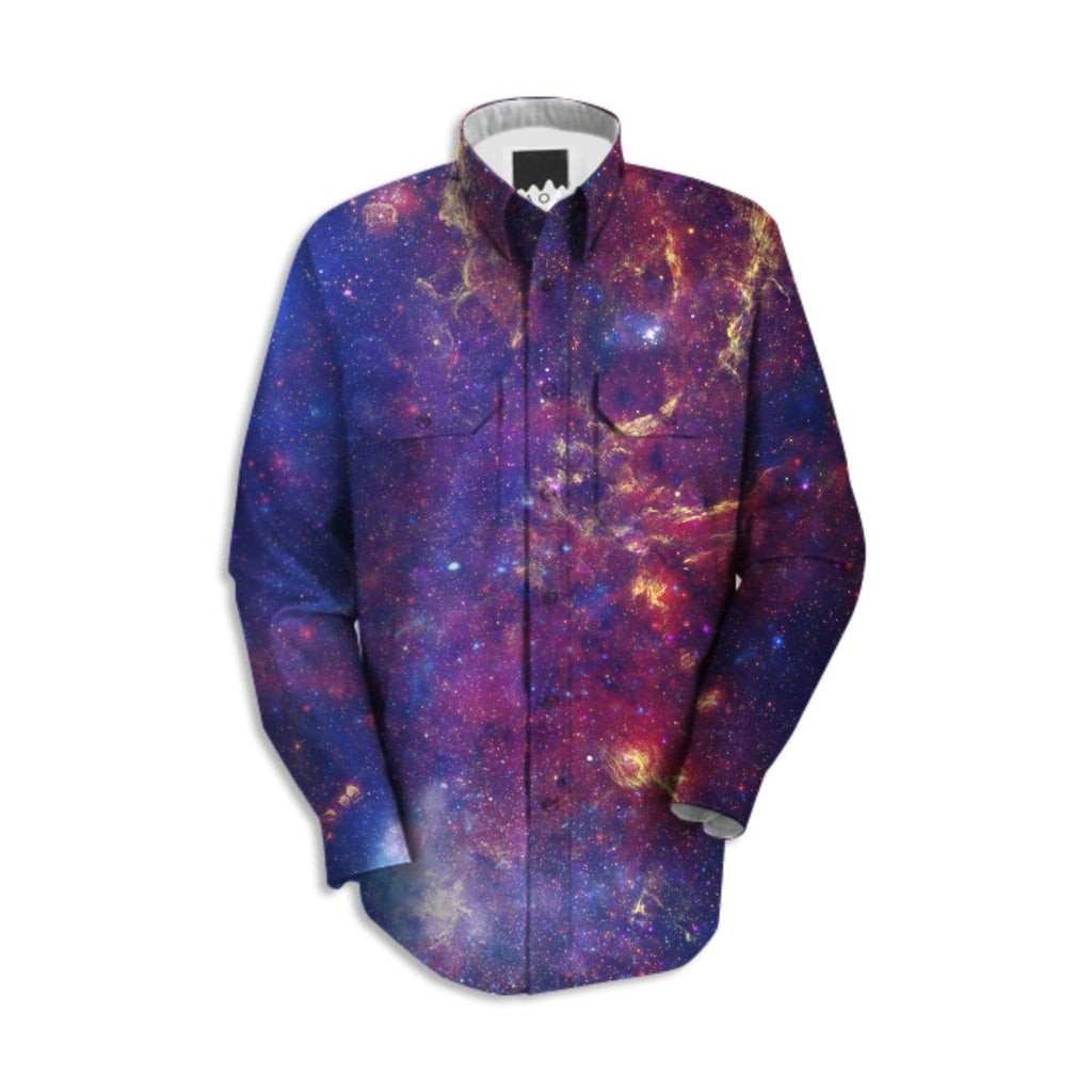Galaxy Center Workshirt