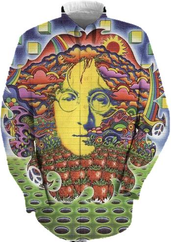 Lennon on acid