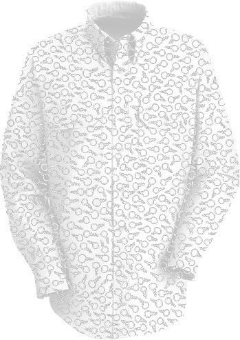 Sperm Button Up