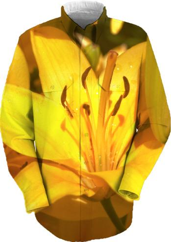 Yellow Day Lilies VI
