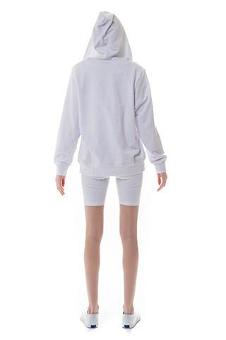 Frozen Rainbow Zip Up Hoodie