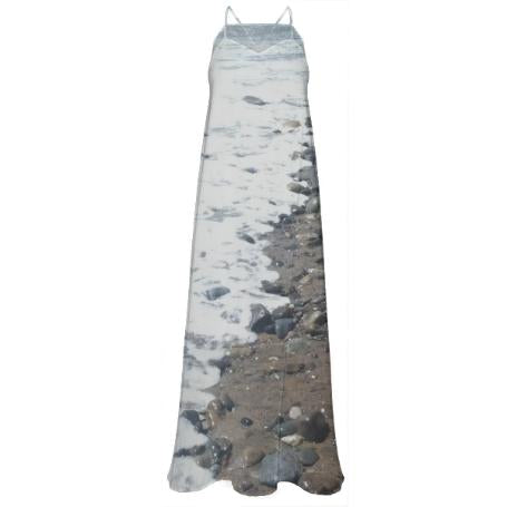 Beach Rocks Maxi Dress