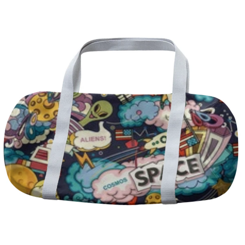 My Anime Space Cartoon Sports bag