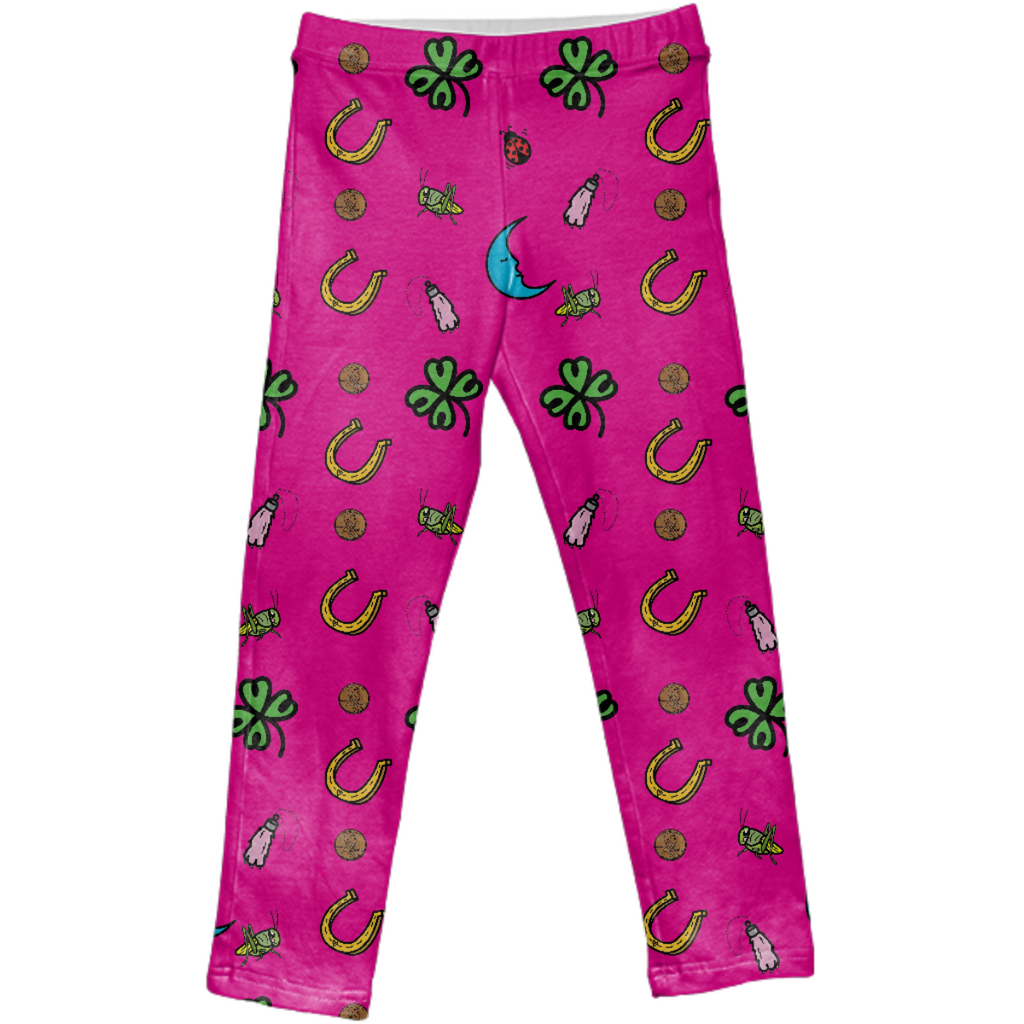 Lucky kids leggings