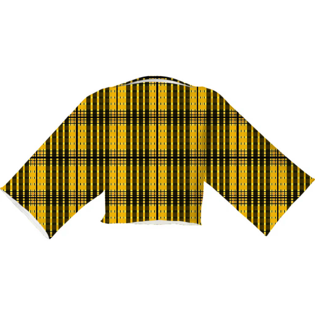 Yellow Jacket Block Top