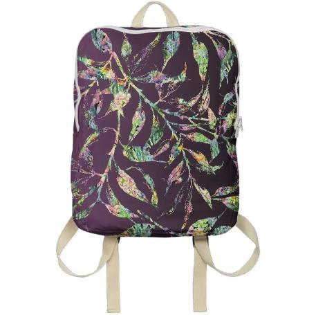 Patricia Ann Brubaker Fern Backpack