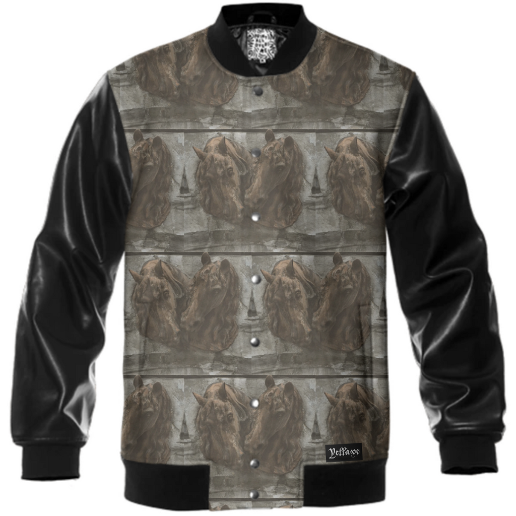 Yell Avenue DSC Horses Jacket