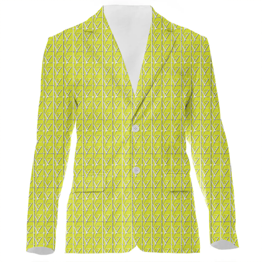 Kalent  Zaiz Signature Suit Jacket