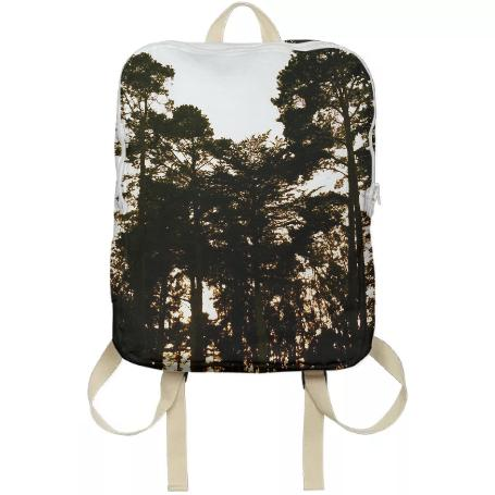 Trees at Dusk Backpack