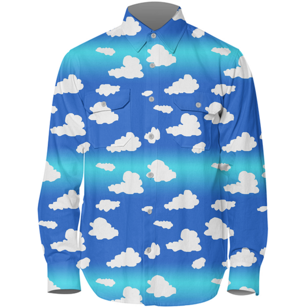 Clouds Workshirt
