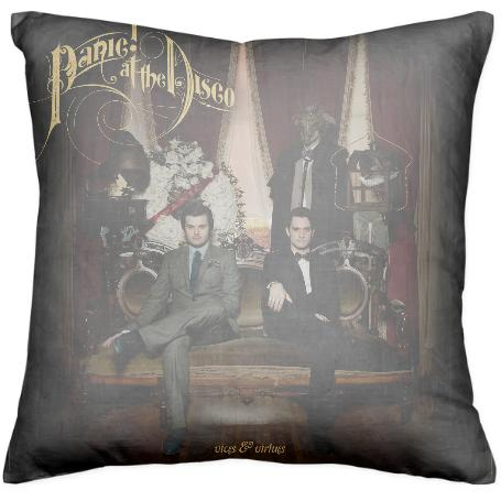 Panic At The Disco Vices And Virtues Pillow