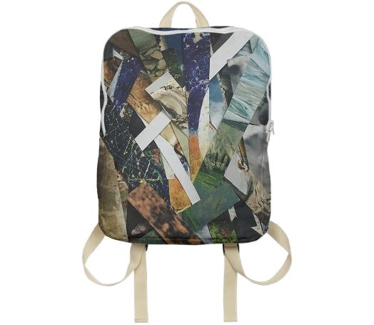 Picture Pile Backpack