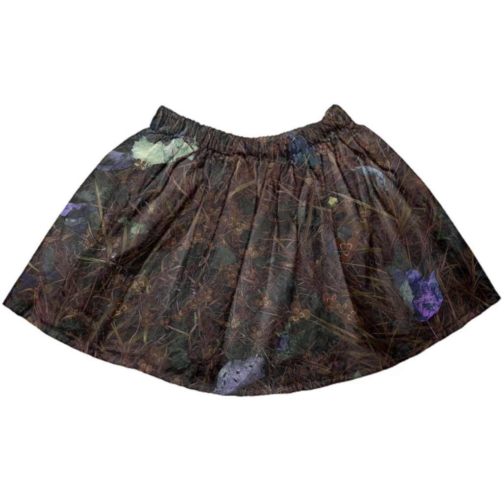 Ground skirt