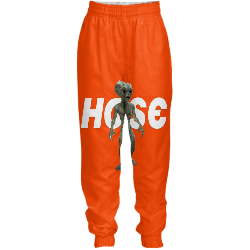 HoSe  Alien  Track pants