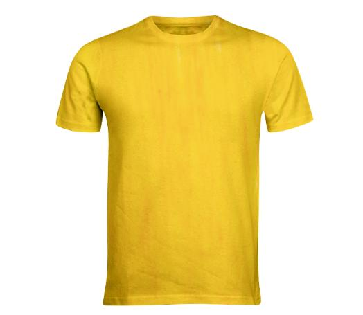 Yellow Paint T Shirt