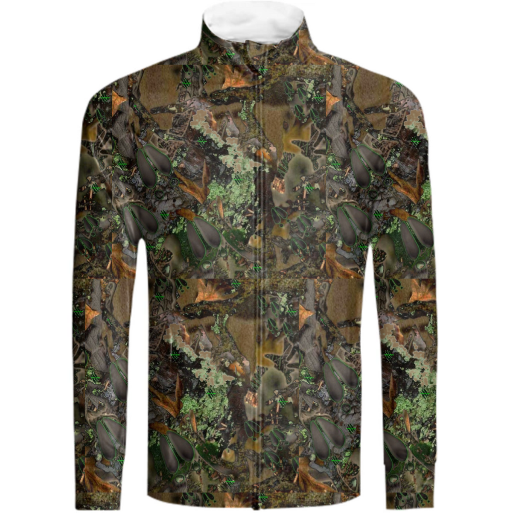 Deer hunting camo jacket
