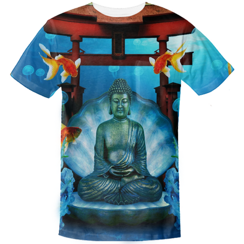 Buddha in the Sea
