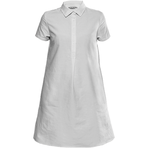 Mini Shirt Dress