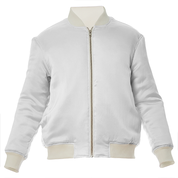 VP Silk Bomber Jacket