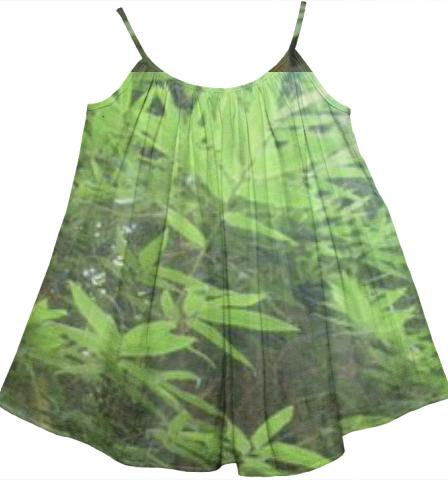 Bamboo 0413 Child s Tent Dress